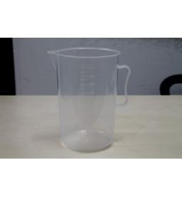 Мерный стакан пластик, 2000мл.