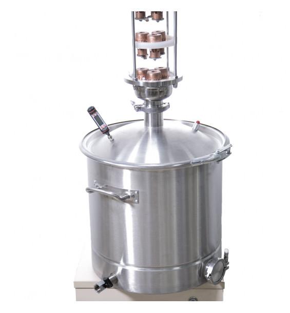 Алкаш PLATINUM 3 самогонный аппарат