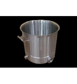 Перегонный куб АЛКАШ 37 литров кламп 2 под ТЭН с зиговкой