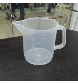 Стакан мерный пластиковый, 1000мл
