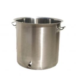 Перегонный куб АЛКАШ 37 литров, отвод 1/2 (мама)