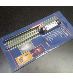 Термометр цифровой электронный Тр-101 с щупом (-50-300 градусов)
