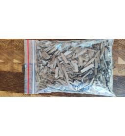 Щепа дубовая (стружка), средний обжиг, 80 гр